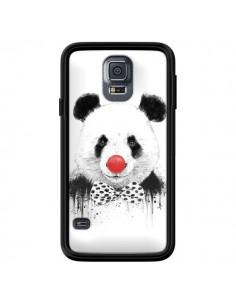 Coque Clown Panda pour Samsung Galaxy S5 - Balazs Solti