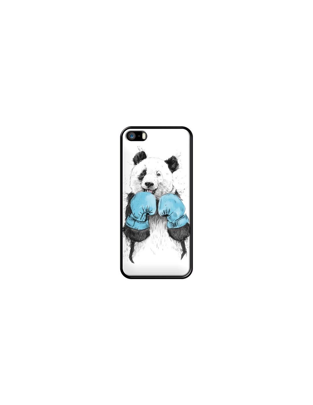 coque panda iphone 5