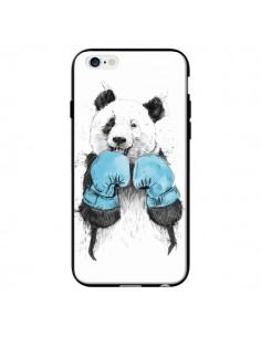 Coque Winner Panda Boxeur pour iPhone 6 - Balazs Solti