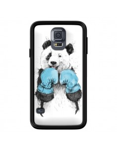 Coque Winner Panda Boxeur pour Samsung Galaxy S5 - Balazs Solti