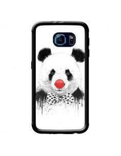 Coque Clown Panda pour Samsung Galaxy S6 - Balazs Solti