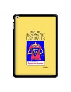 Coque Parce que les mamans sont formidables Fête des Mères pour iPad Air - Leellouebrigitte