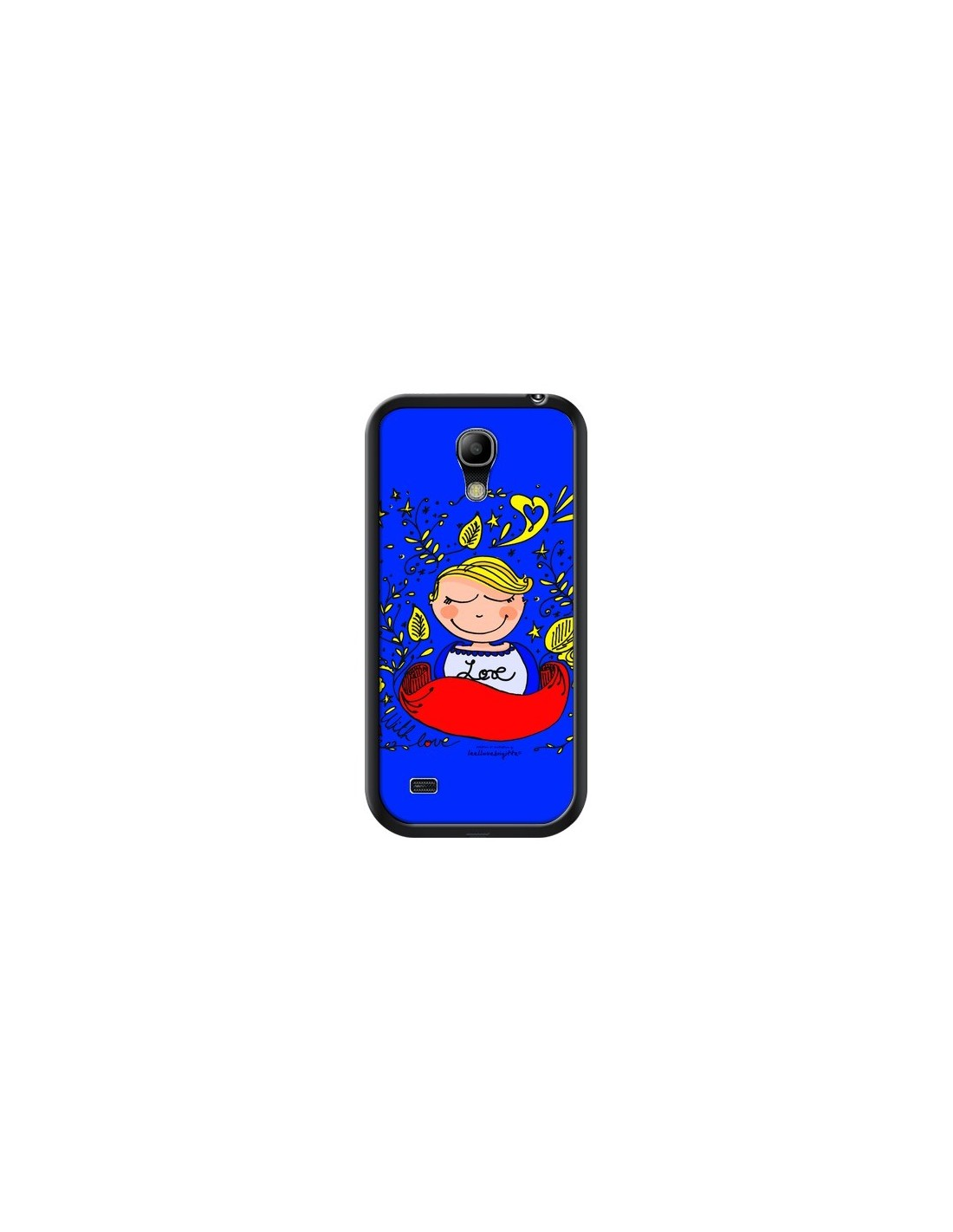 coque galaxy s4 fille
