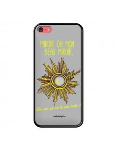 Coque Miroir Qui est la plus belle pour iPhone 5C - Leellouebrigitte