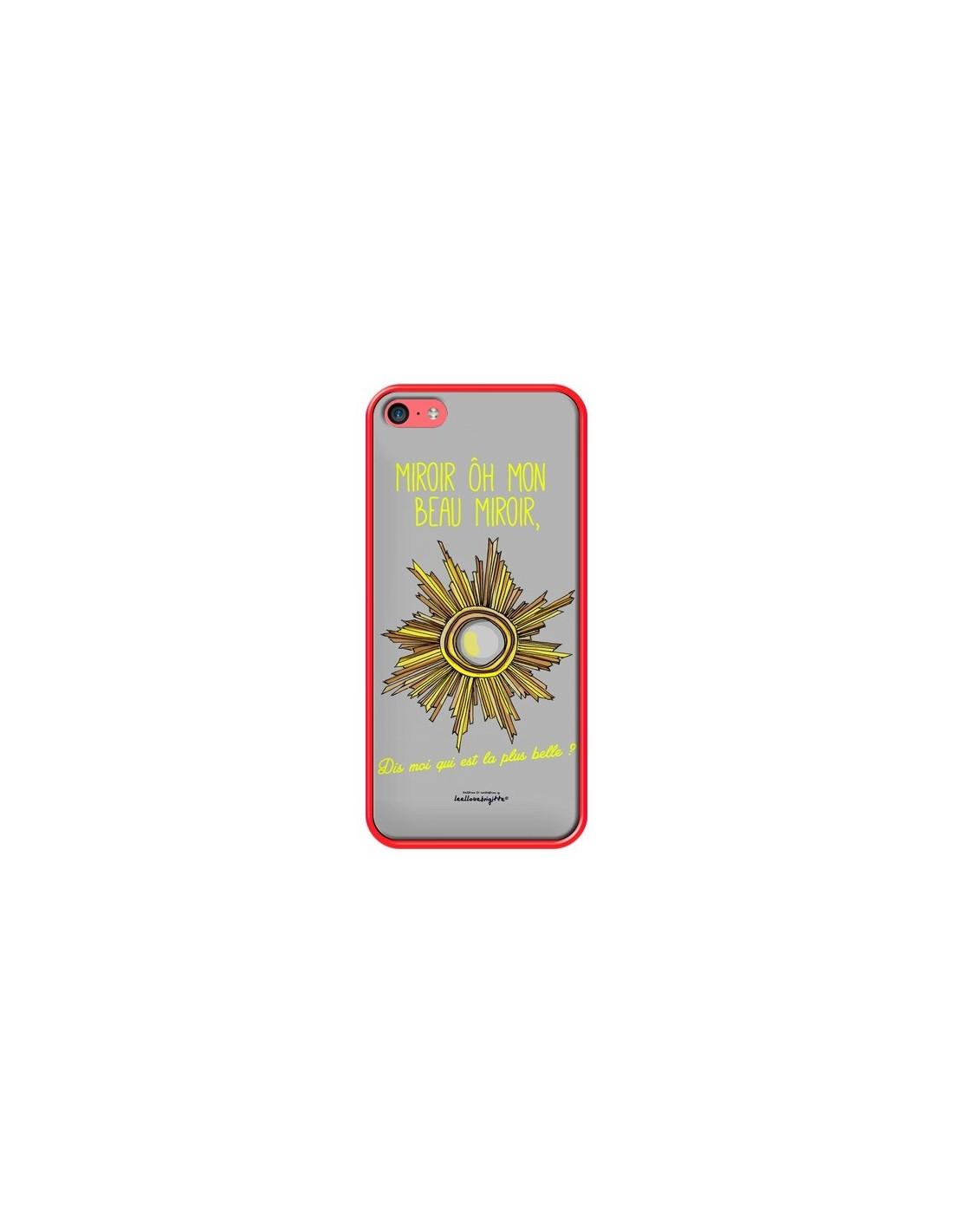 Coque miroir qui est la plus belle pour iphone 5c for Miroir qui est la plus belle