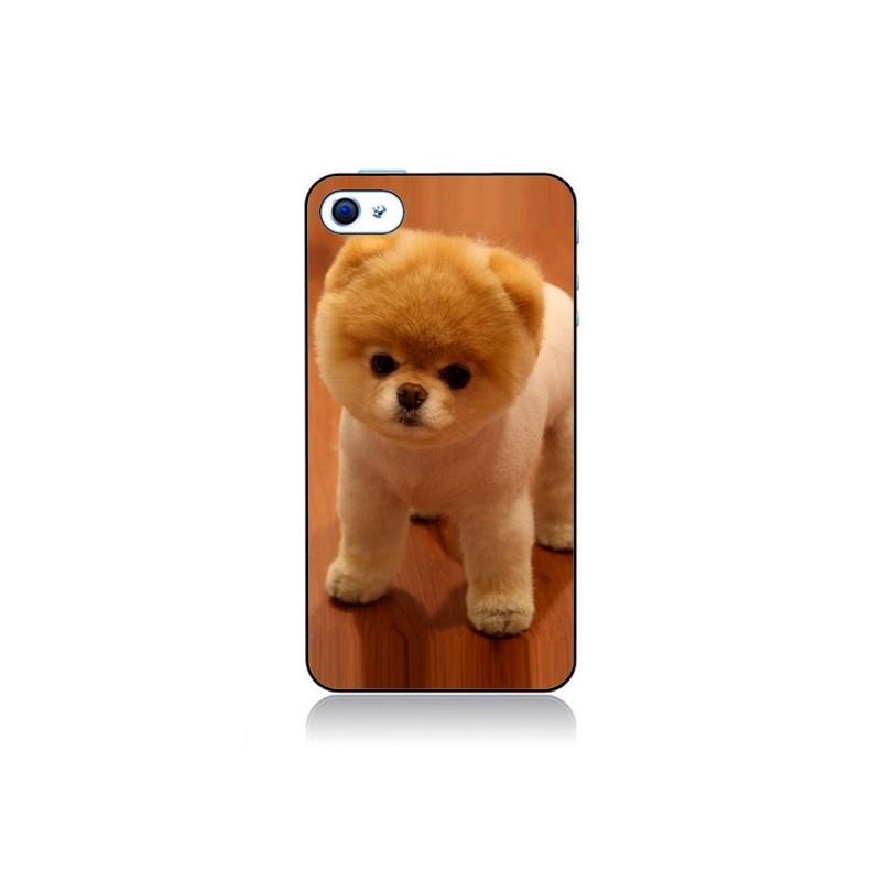 Coque Boo Le Chien pour iPhone 4 et 4S