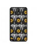 Coque Elephant Tournesol pour Samsung Galaxy Note III - Eleaxart