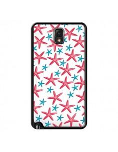 Coque Etoiles de mer Estrellitas pour Samsung Galaxy Note III - Eleaxart