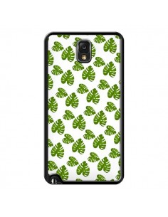 Coque Plantes vertes pour Samsung Galaxy Note III - Eleaxart