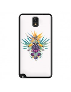 Coque Exotic Toucans Summer Ete pour Samsung Galaxy Note III - Eleaxart