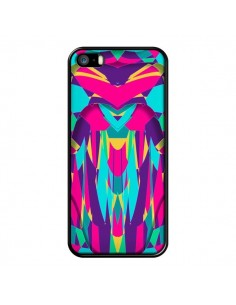 Coque Abstract Azteque pour iPhone 5 et 5S - Eleaxart
