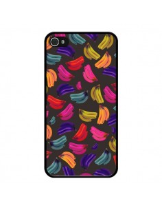 Coque Bananas Bananes Fruit pour iPhone 4 et 4S - Eleaxart