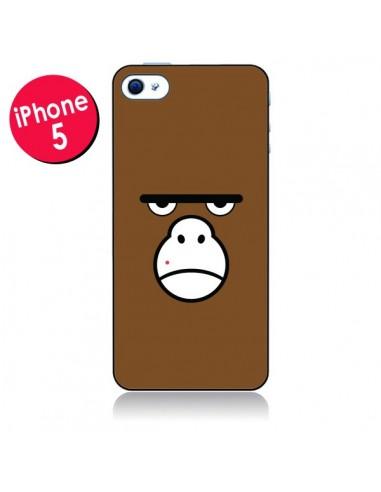 Coque Le Gorille pour iPhone 5