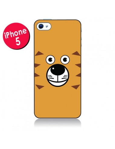 Coque Le Lion pour iPhone 5