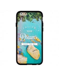 Coque Follow your dreams Suis tes rêves Islands pour iPhone 6 - Eleaxart