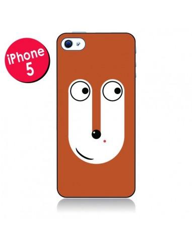 Coque Le Renard pour iPhone 5