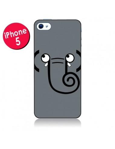 Coque L'Eléphant pour iPhone 5