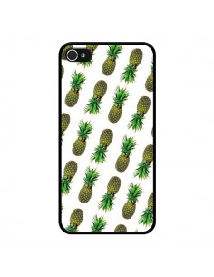 Coque Ananas Pineapple Fruit pour iPhone 4 et 4S - Eleaxart