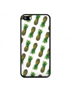 Coque Ananas Pineapple Fruit pour iPhone 5 et 5S - Eleaxart