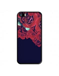 Coque Roses pour iPhone 5 et 5S - Eleaxart