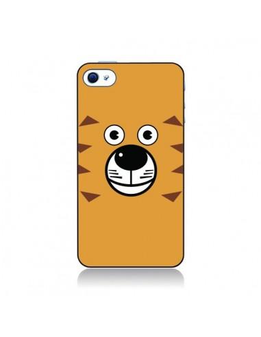 Coque Le Lion pour iPhone 4 et 4S