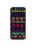 Coque Triangles Pattern Azteque pour iPhone 5 et 5S - Eleaxart