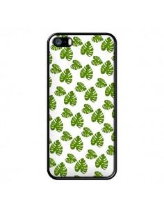 Coque Plantes vertes pour iPhone 5 et 5S - Eleaxart