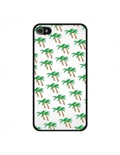 Coque Palmiers Palmtree Palmeritas pour iPhone 4 et 4S - Eleaxart