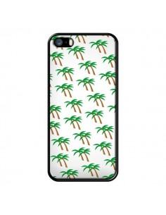 Coque Palmiers Palmtree Palmeritas pour iPhone 5 et 5S - Eleaxart
