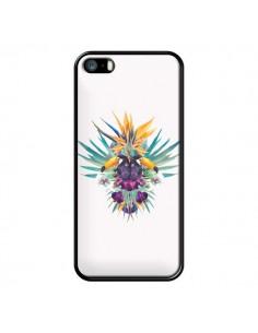 Coque Exotic Toucans Summer Ete pour iPhone 5 et 5S - Eleaxart