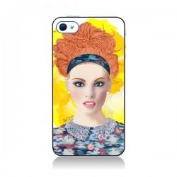 Coque Lady Posh pour iPhone 4 et 4S