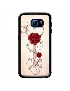 Coque Key of Love Clef Amour pour Samsung Galaxy S6 - LouJah