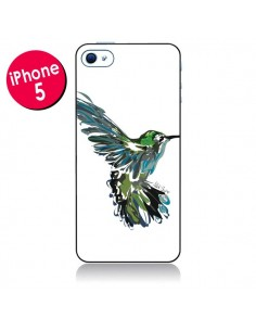Coque Blue Bird pour iPhone 5