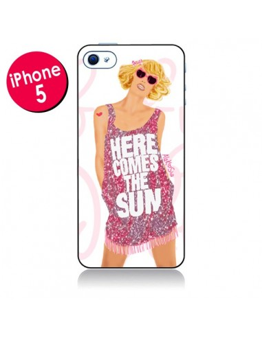 Coque Baby Doll pour iPhone 5