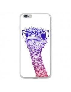 Coque Ostrich Colors Autruche Couleur pour iPhone 6 Plus - LouJah