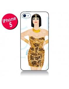 Coque Cleopatra pour iPhone 5 et 5S - AlekSia