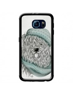 Coque Shaggy Dog Chien pour Samsung Galaxy S6 - LouJah