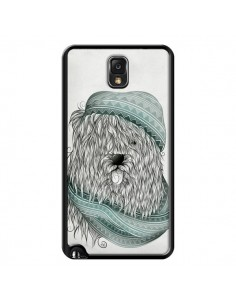 Coque Shaggy Dog Chien pour Samsung Galaxy Note III - LouJah