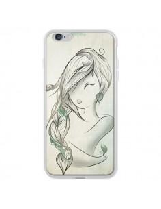 Coque Downwind Fille Vent Wind pour iPhone 6 Plus - LouJah