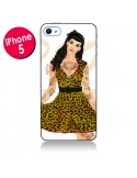 Coque Pin up pour iPhone 5