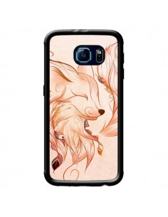 Coque Fox Renard Rouge pour Samsung Galaxy S6 - LouJah