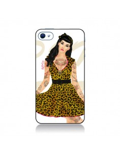 Coque Pin up pour iPhone 4 et 4S