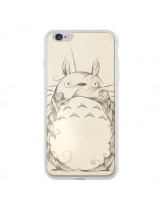Coque Poetic Creature Totoro Manga pour iPhone 6 Plus - LouJah