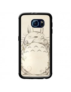 Coque Poetic Creature Totoro Manga pour Samsung Galaxy S6 - LouJah