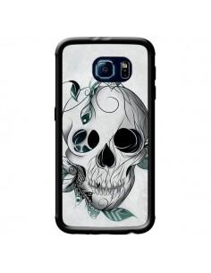 Coque Skull Boho Tête de Mort pour Samsung Galaxy S6 - LouJah