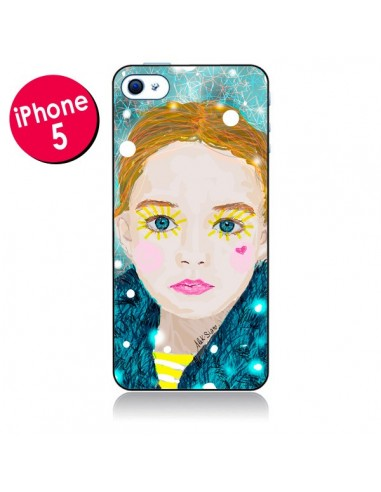 Coque Little Girl pour iPhone 5