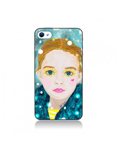 Coque Little Girl pour iPhone 4 et 4S