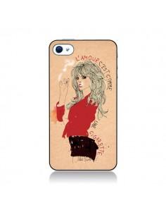 Coque Amour pour iPhone 4 et 4S - AlekSia