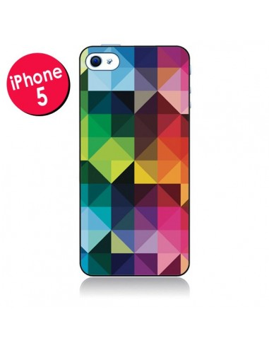 Coque Polygone pour iPhone 5