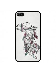 Coque Llama Lama pour iPhone 4 et 4S - LouJah